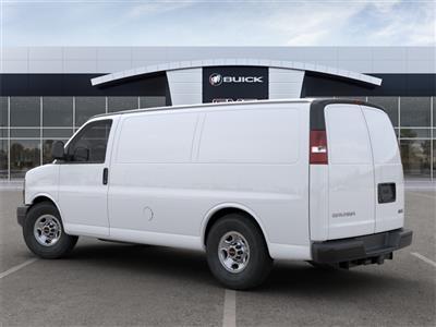 2020 GMC Savana 2500 4x2, Empty Cargo Van #VF01905 - photo 2