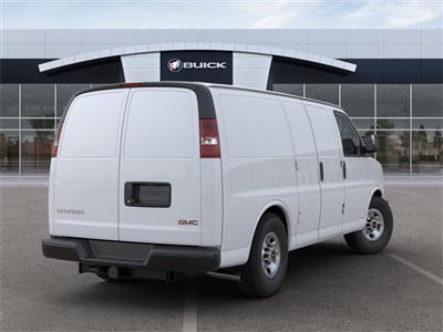 2020 GMC Savana 2500 4x2, Empty Cargo Van #VF01935 - photo 2
