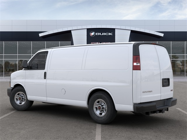 2020 GMC Savana 2500 4x2, Empty Cargo Van #VF01978 - photo 4