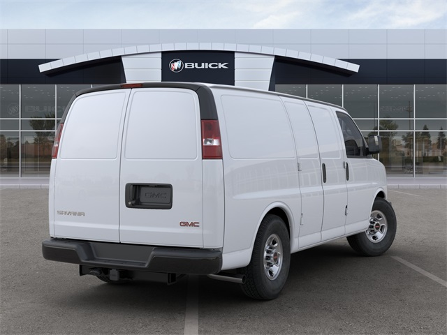 2020 GMC Savana 2500 4x2, Empty Cargo Van #VF01978 - photo 2