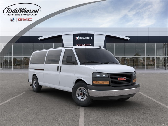 2020 GMC Savana 3500 4x2, Passenger Wagon #VF02146 - photo 1