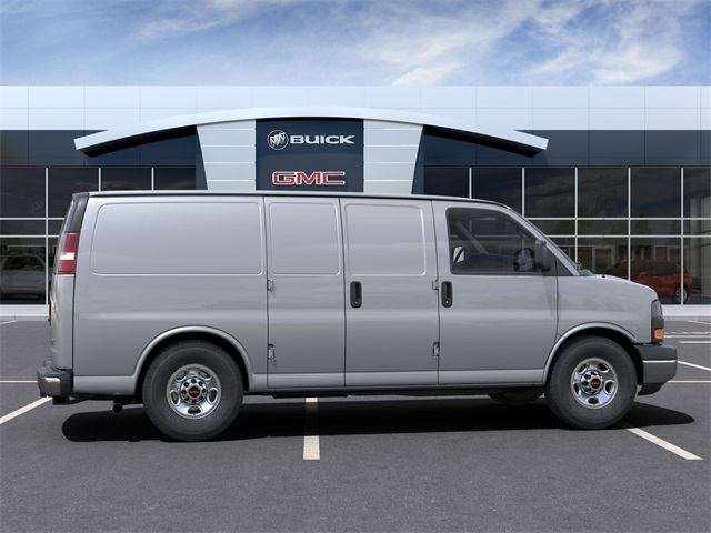 2021 GMC Savana 2500 4x2, Empty Cargo Van #VF210353 - photo 5