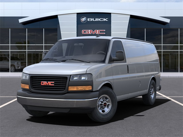 2021 GMC Savana 2500 4x2, Empty Cargo Van #VF210353 - photo 6