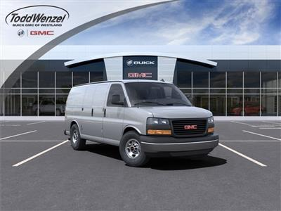 2021 GMC Savana 2500 4x2, Empty Cargo Van #VF210353 - photo 1