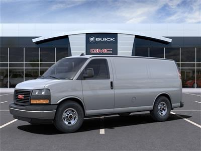 2021 GMC Savana 2500 4x2, Empty Cargo Van #VF210353 - photo 3