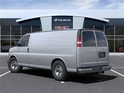 2021 GMC Savana 2500 4x2, Empty Cargo Van #VF210353 - photo 4