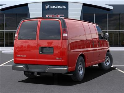 2021 GMC Savana 3500 4x2, Empty Cargo Van #VF210356 - photo 2