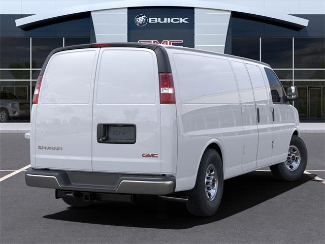 2021 GMC Savana 3500 4x2, Empty Cargo Van #VF210392 - photo 2