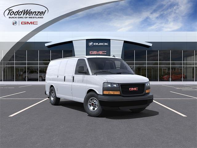 2021 GMC Savana 2500 4x2, Empty Cargo Van #VF211074 - photo 1
