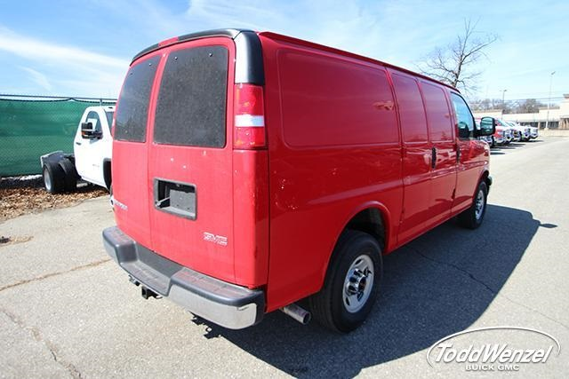 2018 Savana 3500, Cargo Van #VF81255 - photo 8