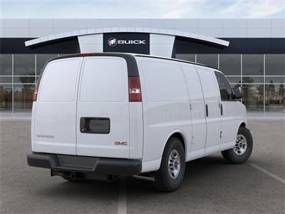 2020 GMC Savana 2500 4x2, Empty Cargo Van #VW01421 - photo 2