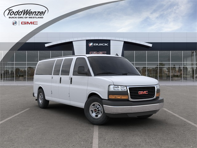 2020 GMC Savana 3500 4x2, Passenger Wagon #VW01446 - photo 1