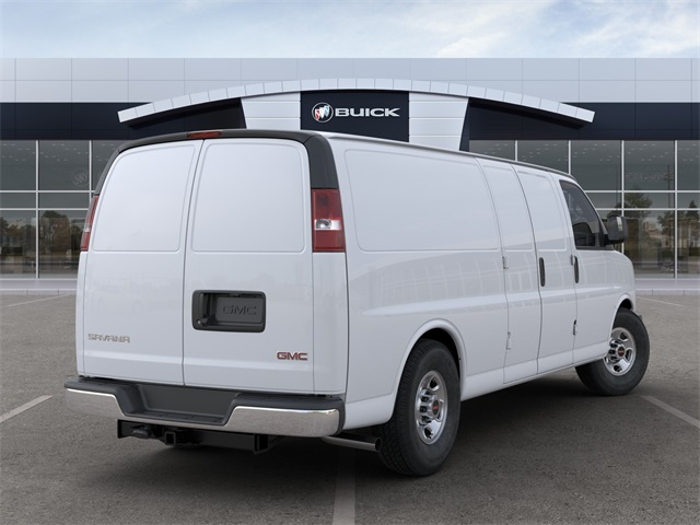 2020 GMC Savana 3500 4x2, Empty Cargo Van #VW01976 - photo 1