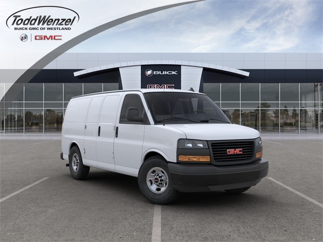 2020 GMC Savana 2500 4x2, Empty Cargo Van #VW02131 - photo 1