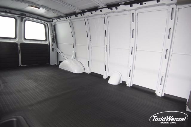 2016 Savana 3500, Cargo Van #VW600254 - photo 10