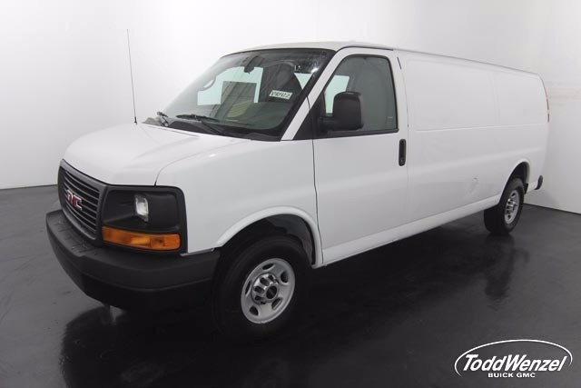 2016 Savana 3500, Cargo Van #VW600254 - photo 4