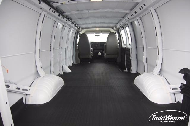 2016 Savana 3500, Cargo Van #VW600254 - photo 2