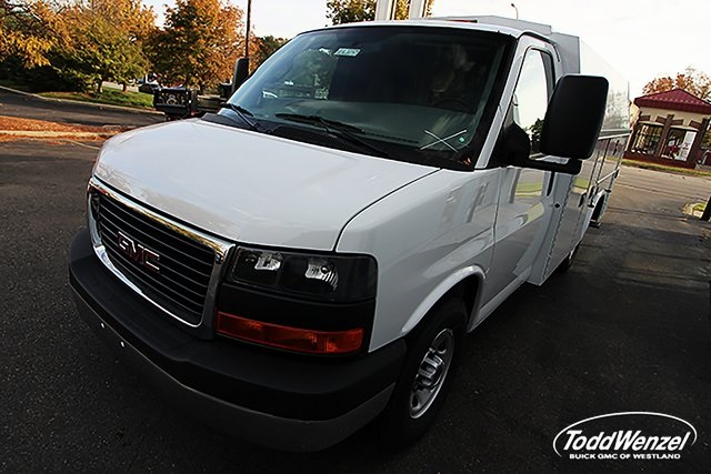 2016 Savana 3500, Service Utility Van #VW62097 - photo 3