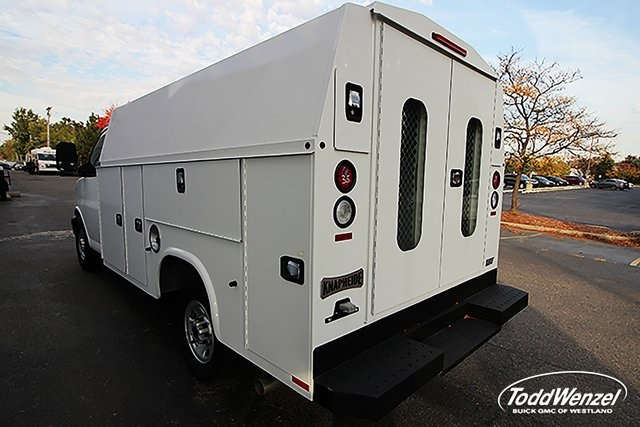 2016 Savana 3500, Service Utility Van #VW62097 - photo 4