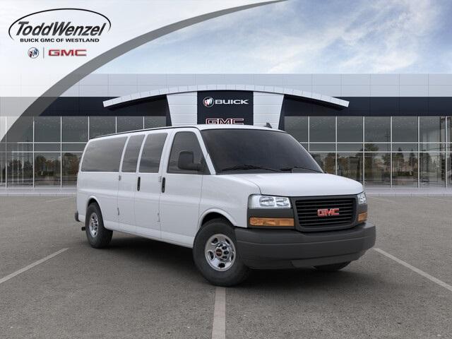 2019 Savana 3500 4x2,  Passenger Wagon #VW92470 - photo 1