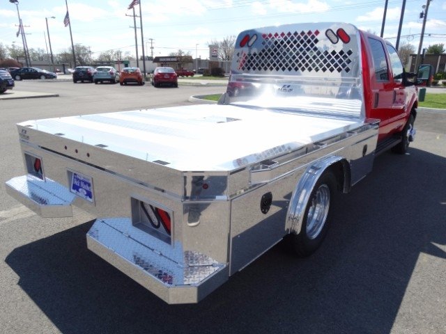 2016 F-350 Crew Cab DRW 4x4, Platform Body #21304 - photo 2