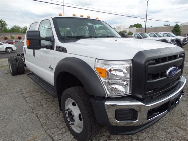 2016 F-550 Crew Cab DRW, Cab Chassis #21494 - photo 4