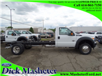 2016 F-550 Regular Cab DRW, Cab Chassis #21499 - photo 1