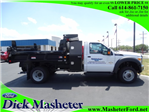 2016 F-550 Regular Cab DRW 4x4, Reading Dump Body #21606 - photo 1