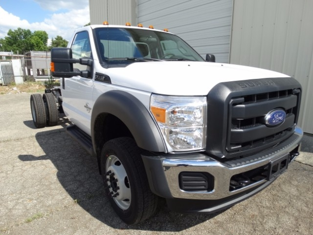 2016 F-550 Regular Cab DRW, Cab Chassis #21638 - photo 4
