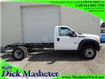 2016 F-550 Regular Cab DRW, Cab Chassis #21638 - photo 1