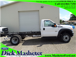 2016 F-550 Regular Cab DRW, Cab Chassis #21639 - photo 1
