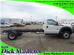 2016 F-550 Regular Cab DRW, Cab Chassis #21645 - photo 1