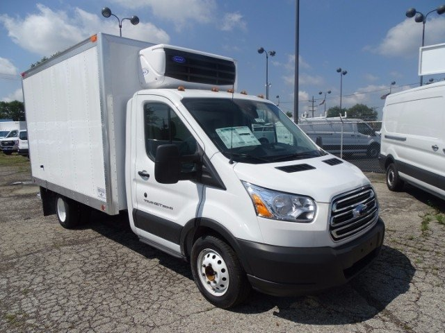 2017 Transit 350 HD DRW, Refrigerated Body #21826 - photo 4