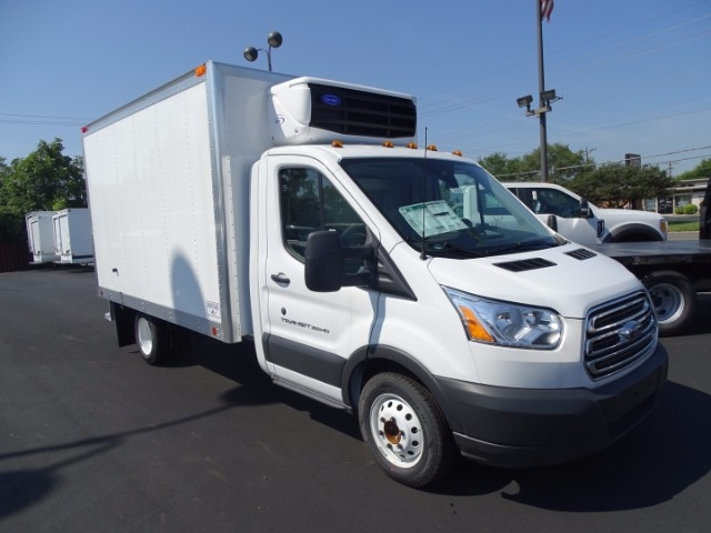 2017 Transit 350 HD Low Roof DRW, Refrigerated Body #21827 - photo 3