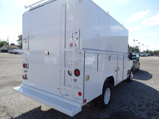 2016 Transit 350 HD Low Roof DRW, Service Utility Van #21850 - photo 2