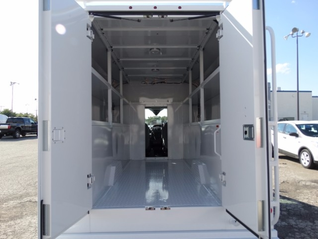 2016 Transit 350 HD Low Roof DRW, Service Utility Van #21850 - photo 3