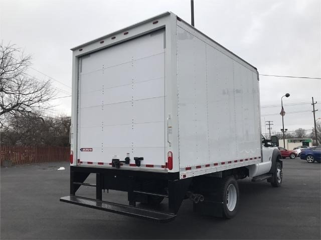 2016 F-450 Regular Cab DRW 4x2,  Morgan Dry Freight #22048 - photo 2