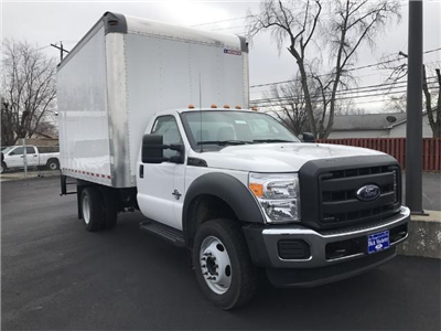 2016 F-450 Regular Cab DRW Dry Freight #22048 - photo 4
