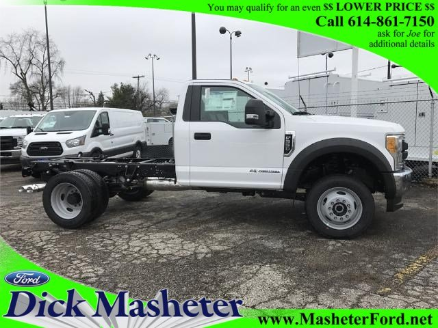 2017 F-550 Regular Cab DRW 4x4, Cab Chassis #22348 - photo 1