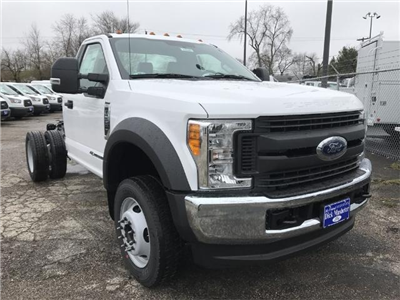 2017 F-550 Regular Cab DRW 4x4 Cab Chassis #22348 - photo 4