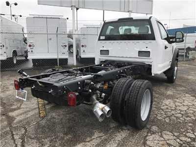 2017 F-550 Regular Cab DRW 4x4, Cab Chassis #22348 - photo 2