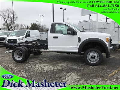 2017 F-550 Regular Cab DRW 4x4 Cab Chassis #22348 - photo 1