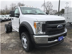 2017 F-550 Regular Cab DRW 4x4, Cab Chassis #22348 - photo 4