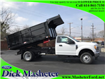 2017 F-350 Regular Cab DRW 4x4, Reading Landscape Dump #22362 - photo 1