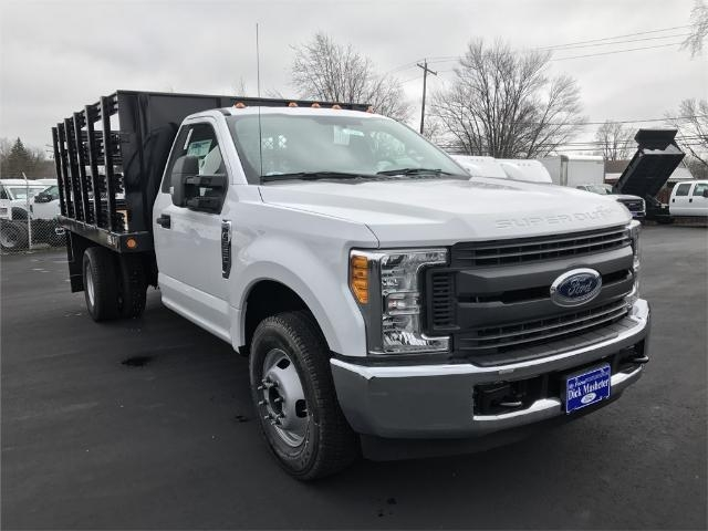 2017 F-350 Regular Cab DRW, Reading Stake Bed #22366 - photo 4