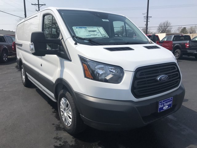 2017 Transit 150 Low Roof 4x2,  Empty Cargo Van #22402 - photo 3