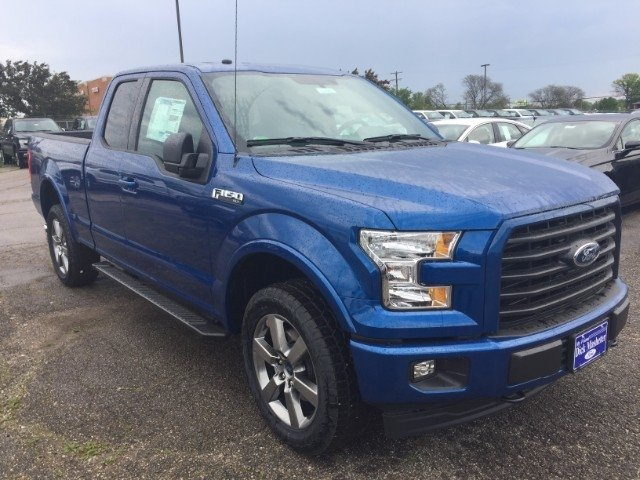 2017 F-150 Super Cab 4x4, Pickup #22485 - photo 4