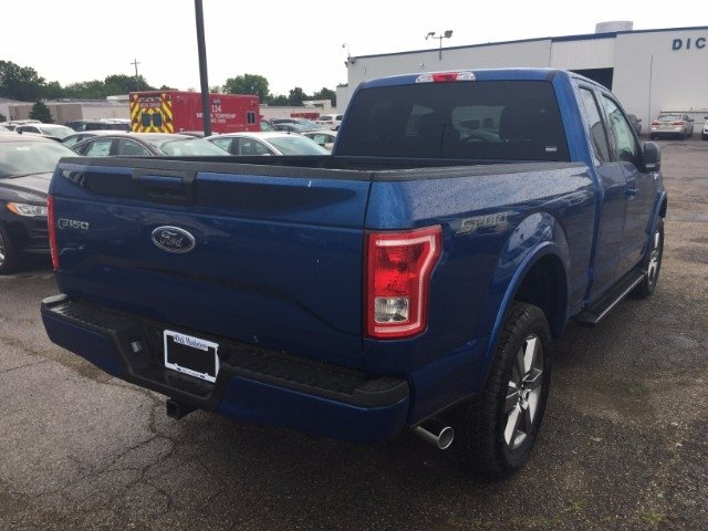 2017 F-150 Super Cab 4x4, Pickup #22485 - photo 2