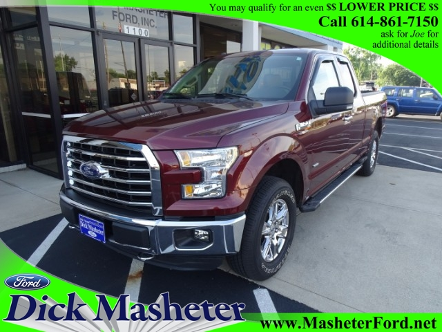 2015 F-150 Super Cab 4x4 Pickup #22542A - photo 1