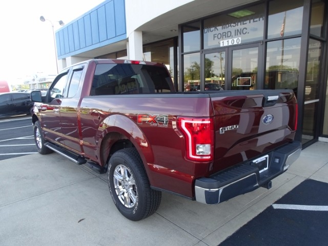 2015 F-150 Super Cab 4x4 Pickup #22542A - photo 2